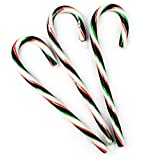 Hershey's Chocolate Mint Candy Canes, 5.28 ounces, 12 ct