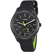 Timex IQ+ Move Activity Tracker Silicone Strap Men's Smart Watch