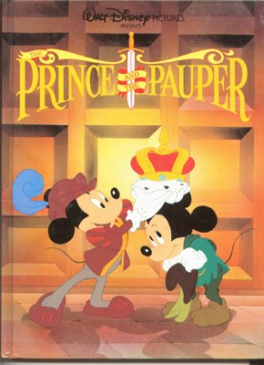 Prince and the Pauper 0831724331 Book Cover