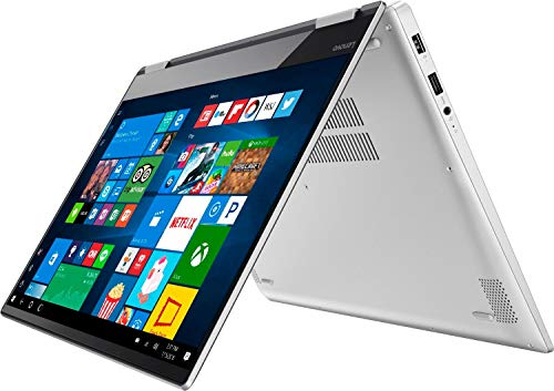Lenovo Yoga 720 15.6' 4K UHD IPS Multi-Touch Laptop, Intel Core i7-7700HQ up to 3.8GHz, 16GB DDR4, 256GB SSD PCIe, NVIDIA GTX 1050, Webcam, Bluetooth, Fingerprint Reader, Backlit Keyboard, Windows 10