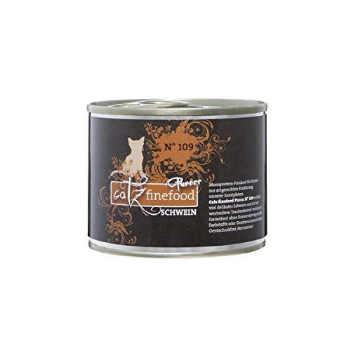 Catz finefood Purrrr No. 109 Schwein 200g (Menge: 6 je Bestelleinheit)