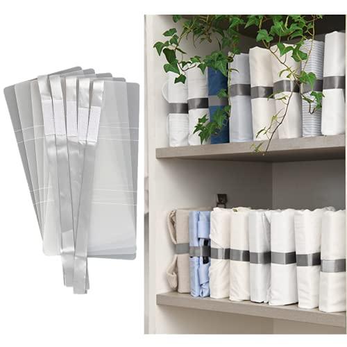 Blemon Clothes Organizer, for Tshirt Shirt Folder, Plastic Shirt Folding Board, Multifunctional Closet Organizer System, Clothes Storage Organizer for Bedroom