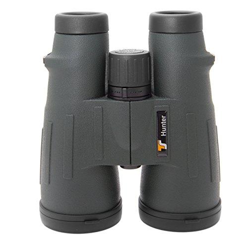 TS-Optics Fernglas 8x56 voll multivergütete Optik, stickstoffgefüllt, phasenkorrigiert, wasserdicht für Jagd Vogelbeobachtung Sportschützen, hoher Lichtstärke bei Nacht und Dämmerung. Ts856h
