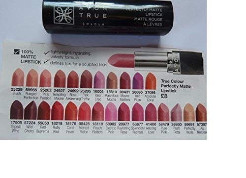 Avon AVON TRUE COLOUR PERFECTLY MATTE - Rouged Perfection lipstick