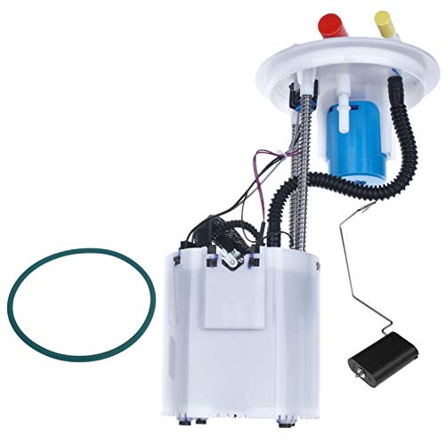 A-Premium Electric Fuel Pump Module Assembly with Sending Unit Compatible with Ford F-150 2015-2019 V6 2.7L 3.5L Without Extended Range Fuel Tank