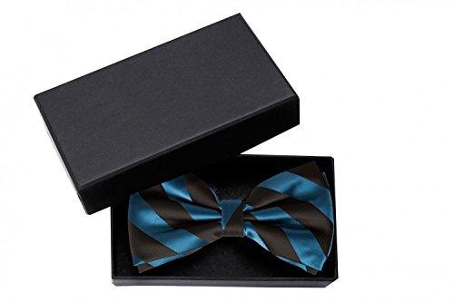 Fabio Farini Noeud papillon de en noir bleu