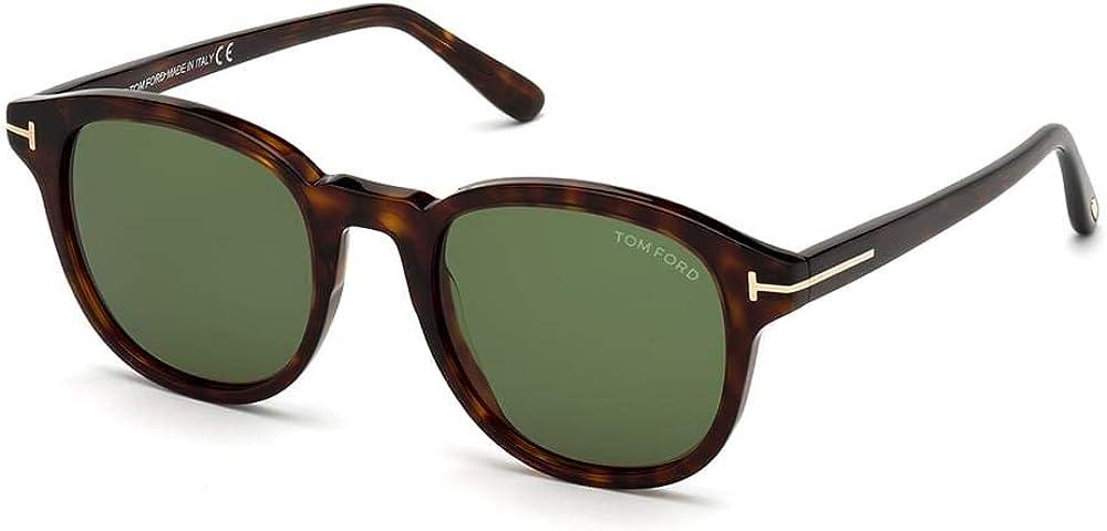 Tom ford mens , occhiali da sole per uomo AMESON FT 0752
