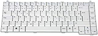 EliveBuyIND® R410 Replacement Laptop Keyboard for LG - English & Arabic