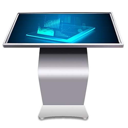 Interaktiver Touchscreen, 55 Zoll (14 cm), Full-HD, Infrarot-Technologie unter Windows Intel Core i3.