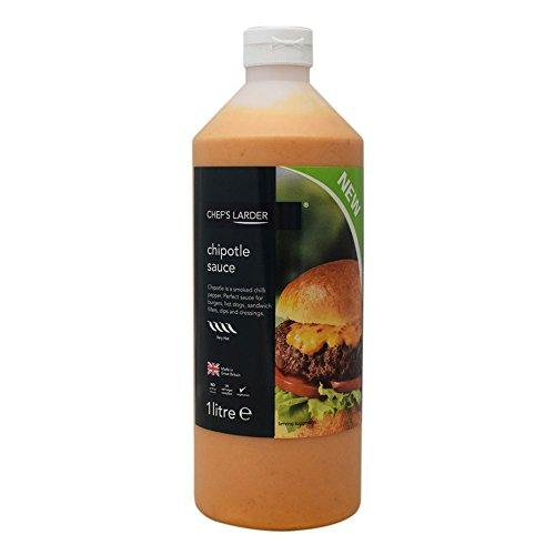 Chefs Larder Chipotle Sauce - 2 x 1 Liter