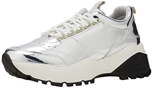 s.Oliver Damen 5-5-23643-33 Sneaker, Silber (Mirror 945), 38 EU