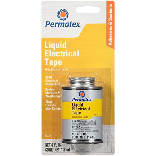 Price comparison product image Permatex 85120 Liquid Electrical Tape,  4 oz