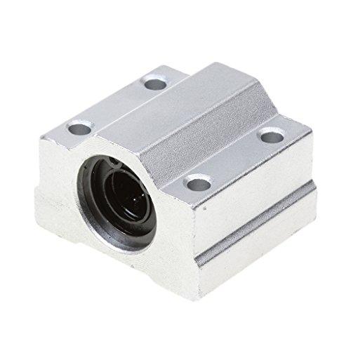 P Prettyia SC10UU Linearbewegungs Schiebebuchse Für RepRap 3D Printer CNC
