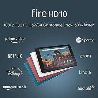 "Fire HD 10 Tablet (10.1"" 1080p full HD display, 32 GB) – Black (2019 Release) (B07K1RZWMC) | Amazon price tracker / tracking, Amazon price history charts, Amazon price watches, Amazon price drop alerts"