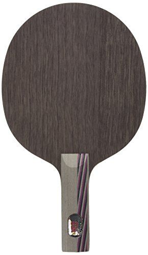 Stiga Titanium 5.4WRB (Classic Grip) Table Tennis Blade, Wood, One Size