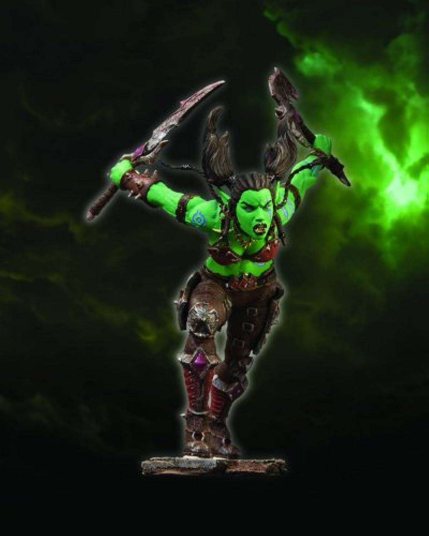 DC WoW Series VII Orc Rogue  Garona Halforcen