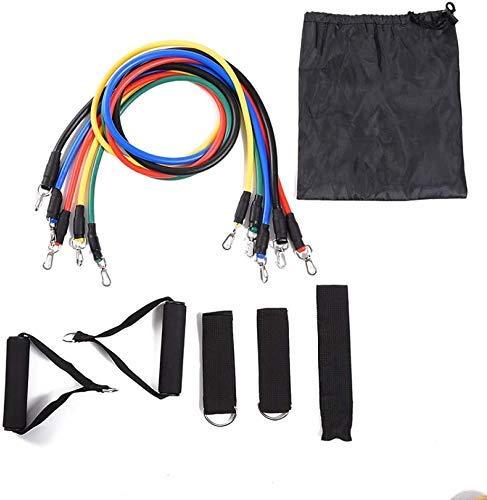YANGSANJIN Fitness Equipment, Set van creatieve trekriemen Huishoudelijke trekkers Sport trekkoord