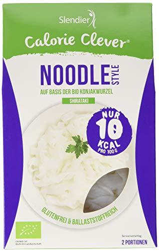 Slendier German - Organic Konjac Noodle (2.4 kg)