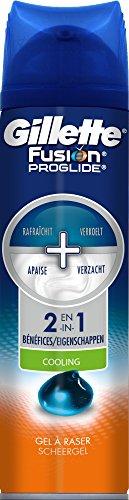 Gilette Fusion ProGlide 2-in-1 Kühl Shaving, 200 ml