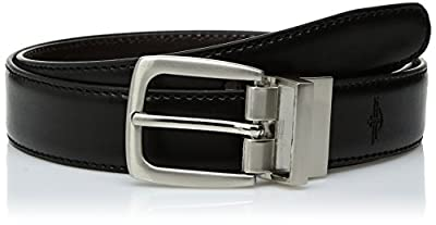 Dockers Boys Reversible Adjustable Belts- Dress And Casual For Children