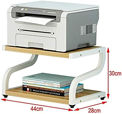 Rack de almacenamiento Soporte de impresora extraíble ...