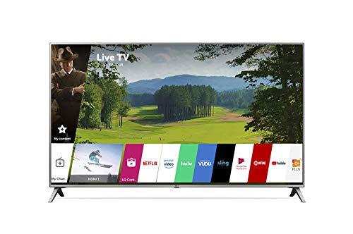 LG Smart TV 43' 4K 43UK6500 (Renewed)