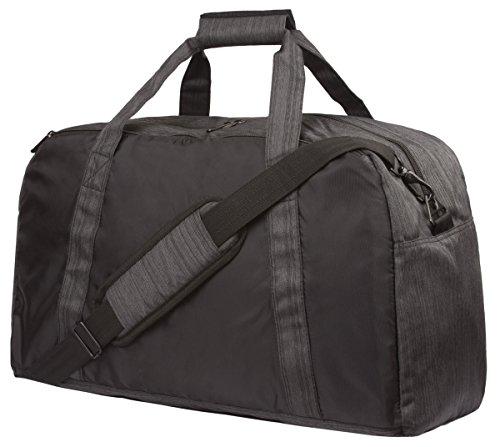 Rockdale ligero–Bolsa de viaje Weekender–Bolsa de deporte con gran bolsillo lateral