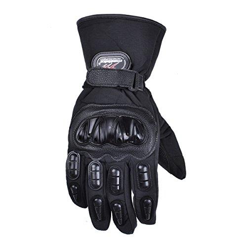 Madbike Motorrad-Handschuhe wasserdicht Winter - 3