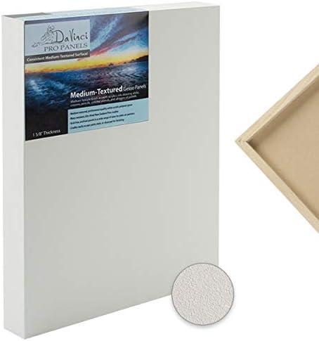 Ranking TOP4 Da Vinci Pro Medium Textured Surface - Panels sale Gesso for