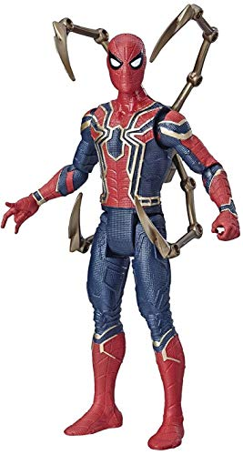 Avengers Marvel Iron Spider 6'-Scale Marvel Super Hero Action Figure...