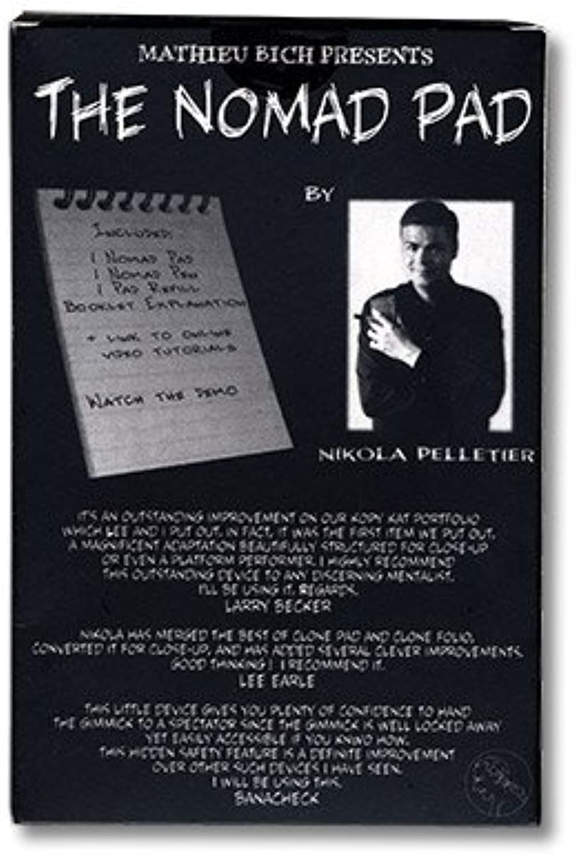 Der Nomad Pad - Nikola Pelletier