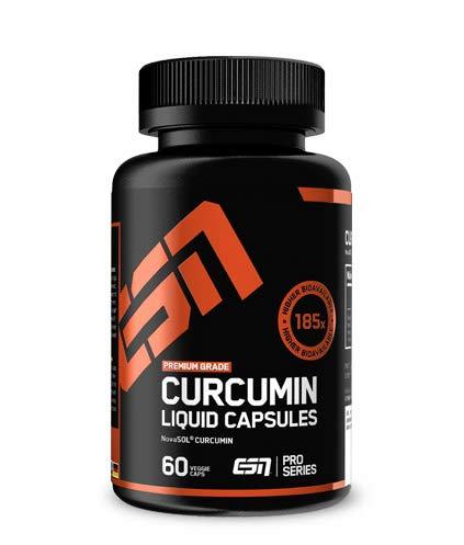 ESN Curcumin Liquid Capsules, 60 Kaps.