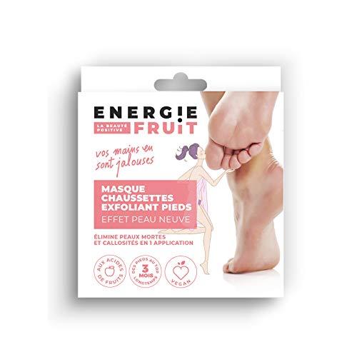 Energie Fruit Masque Chaussette Exfoliant SOS Pied