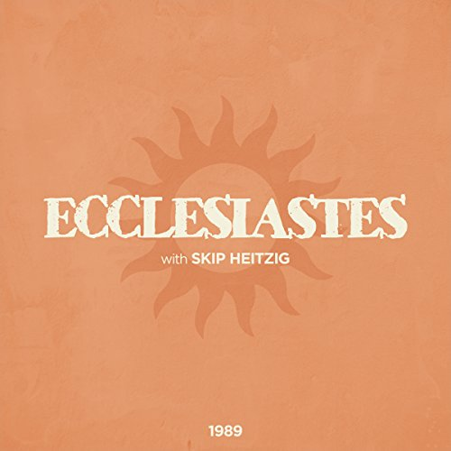 21 Ecclesiastes - 1989 audiobook cover art
