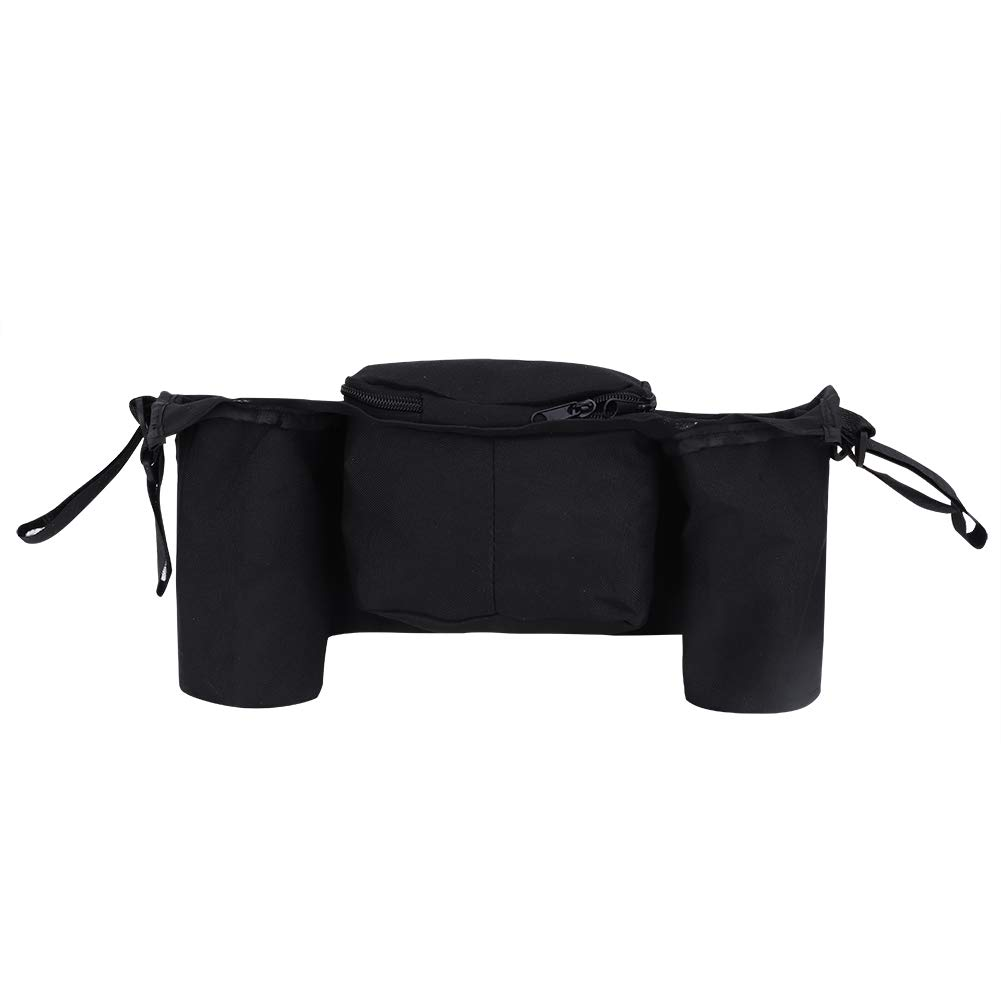 Trolley Storage Bag, Trolley Organizer, Foldable Lightweight Portable for Baby Stroller Outdoors and Indoor Use
