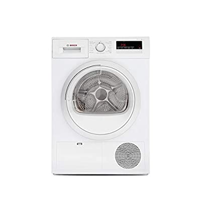 Bosch Serie 4 WTN85200GB 7kg Freestanding Condenser Tumble Dryer - White