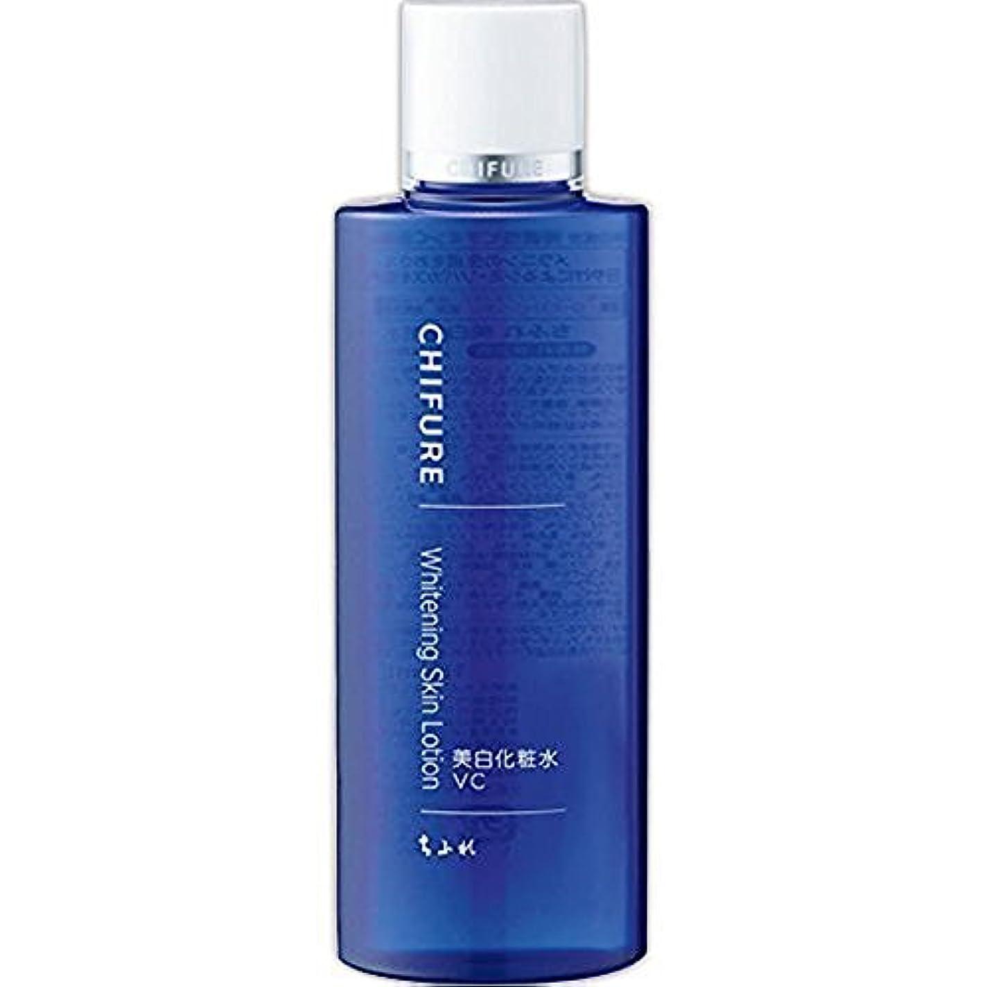 透けて見える対称材料ちふれ化粧品 美白化粧水 VC 180ML (医薬部外品)