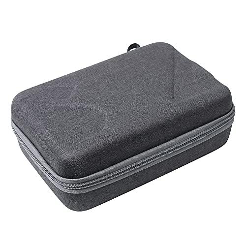 RINSX Custodia rigida per il trasporto Gimbal Phone Storage Bag per DJI OM 5 GoPro 10 Pocket 2