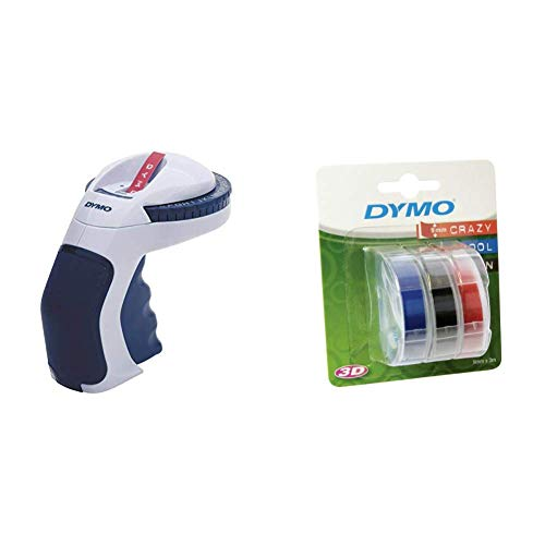 Dymo Omega Estampadora para Uso doméstico (Versión Española) + 3D L