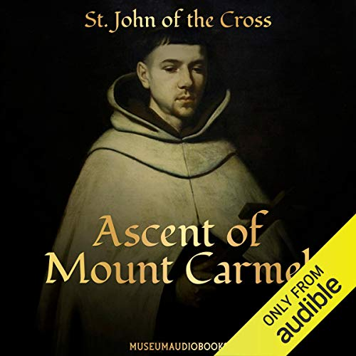 『Ascent of Mount Carmel』のカバーアート