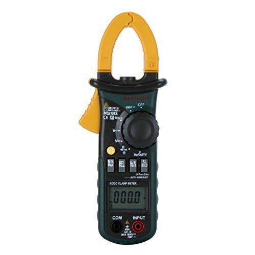Mastech MS2108A auto Range di tensione di corrente AC/DC Digital clamp Meter multimetro misuratore di frequenza