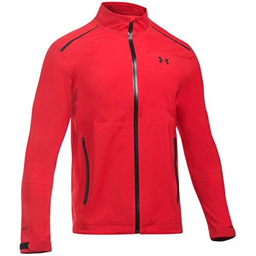 Under Armour Hommes imperméable UA Golf Gore-TEX Paclite FZ...