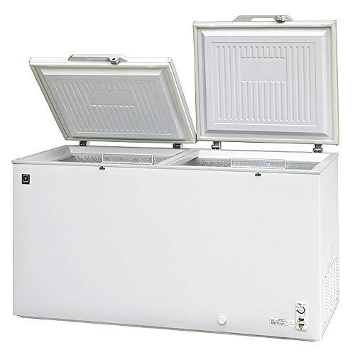 レマコム 冷凍庫 冷凍ストッカー 【急速冷凍機能付】 (446L) RRS-446