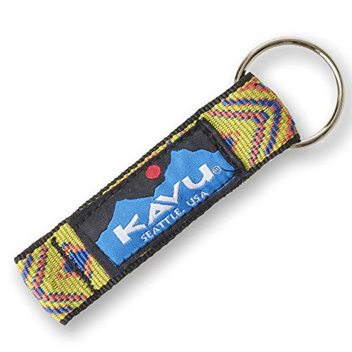 KAVU(カブー) Key Chain キーチェーン 11863015 イエローゲオ