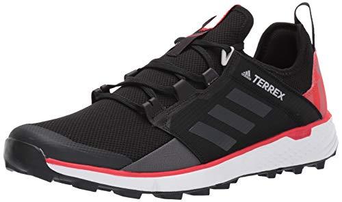 adidas outdoor Terrex Speed LD Mens Trail Running Shoe, Black/Grey/Grey One, Size 11