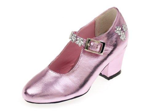 Souza for Kids - 8032 - Déguisement - Chaussures Talons Hauts - Rose - Taille 32