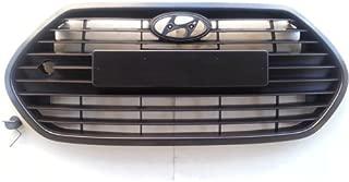 Hyundai Motors Genuine Front Hood Bumper Radiator Grill 2-pc Set For 2013 Hyundai Veloster Turbo