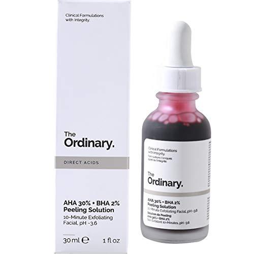 Exfoliating The Ordinary Peeling Solution 30ml AHA 30% + BHA 2%