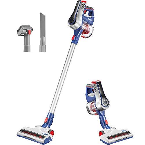 Cordless Vacuum, Deik Stick Vacuum Cleaner,...