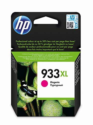 HP 933X L Magenta Cartuccia d' inchiostro–Cartucce d' inchiostro (Magenta, alto, a getto d' inchiostro, Lampadina, 50g, 94x 126x 25mm)